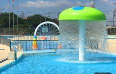 2017年7月 船橋市運動公園プール