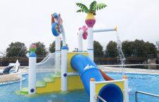 2020年2月 長野県青垣公園プール